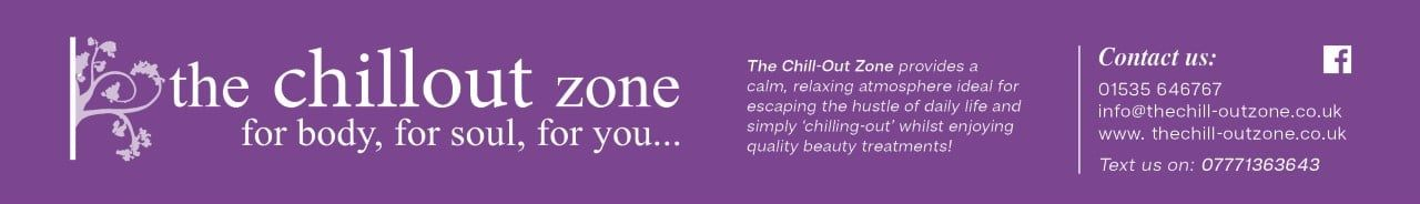 The Chill-Out Zone Banner